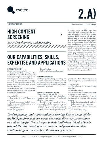 High Content Screening.pdf - Evotec