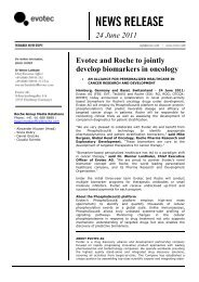 PDF of PressRelease - Evotec