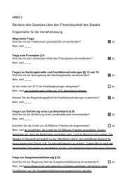 VNL Finanzhaushalt - EVP Thurgau