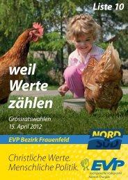 Flyer A3 - EVP Thurgau