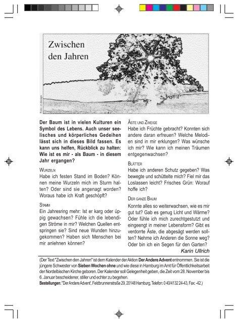 Gemeindebrief Winter 2011 - Evangelische Kirche der Pfalz