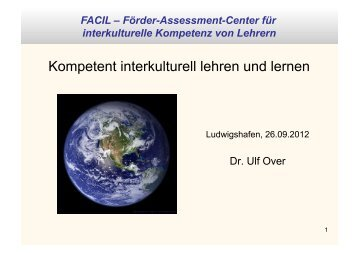 FACIL – Förder-Assessment-Center für interkulturelle Kompetenz ...