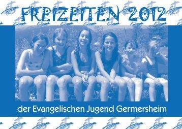 Flyer - Evangelische Kirche der Pfalz
