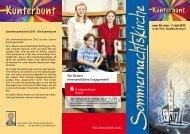 Kunterbunt - Evangelische Kirche der Pfalz