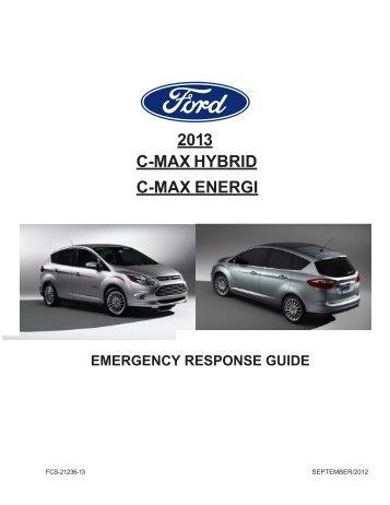 2013 honda fit ev emergency response guide electric vehicle rh yumpu com Crisis Response Guide Disaster Response Guide