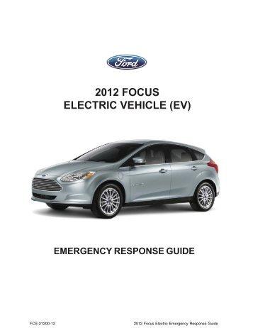 chevrolet volt emergency response guide electric vehicle safety rh yumpu com Emergency Response Guide Green Section Disaster Response Guide