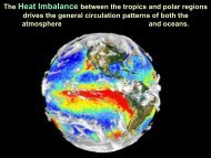Coupled Atmospheric-Ocean Circulation