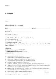 Antrag auf Betreuungsleistungen (PDF, 57kB) - Evangelische ...