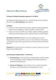 Betreuungsbetrag (PDF, 321kB) - Evangelische Sozialstation Freiburg