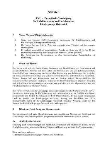 EVU_Statuten_Oesterreich.pdf - EVU e.V.
