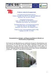 Beschreibung (PDF, 486,8 KB) - EVUR - TU Berlin