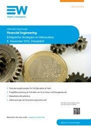 Financial Engineering - EW Medien