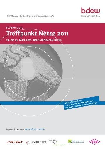 Treffpunkt Netze 2011 - EW Medien