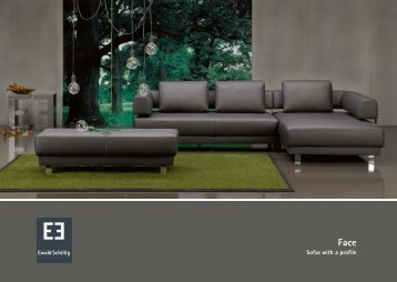 Sofas with a profile - Ewald Schillig