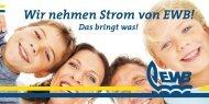 Wir nehmen Strom von EWB! - Energie- und Wasserversorgung ...