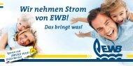 Strombroschüre - Energie- und Wasserversorgung Bünde GmbH