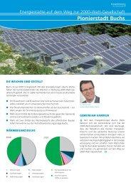 2000 Watt Gesellschaft - Wasser- und Elektrizitätswerk der ...