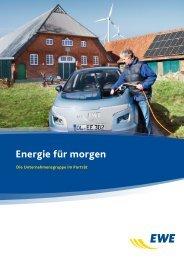 Energie für morgen - EWE AG