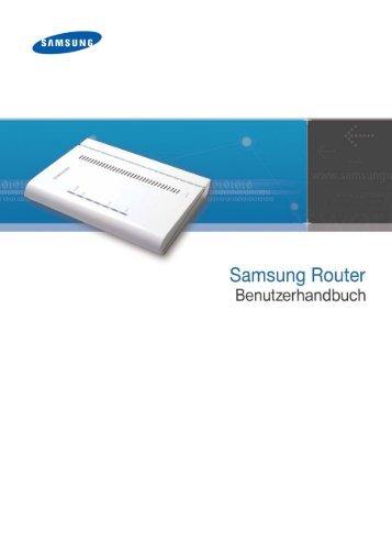 VORBEMERKUNGEN Was ist der Samsung Router?