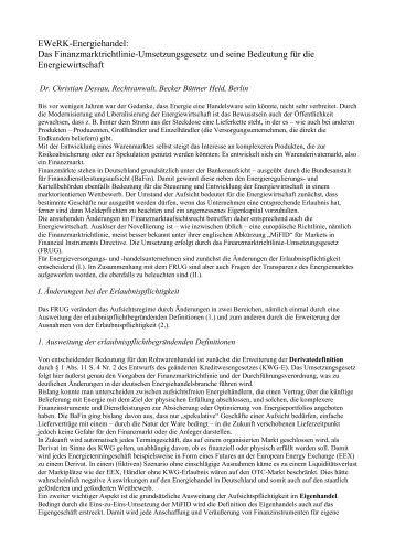 PDF-Datei zum Druck - EWeRK
