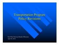 PDF version - East-West Gateway Coordinating Council