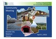 Tri City Presentation - East-West Gateway Coordinating Council