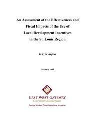 An Assessment of the Effectiveness and Fiscal Impacts of the Use of ...