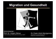 Migration und Gesundheit