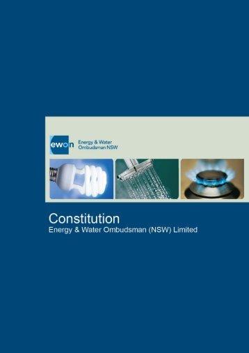 EWON Constitution