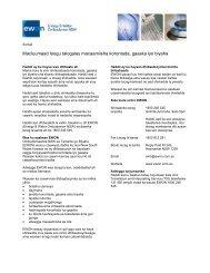 Energy & Water Ombudsman NSW (EWON) Factsheet in Somali