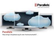 5000+ Parallels Service Provider Partners - Asknet