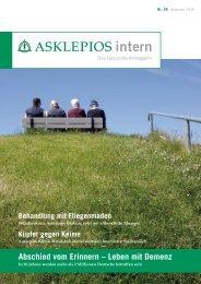 Abschied vom Erinnern – Leben mit Demenz - Asklepios