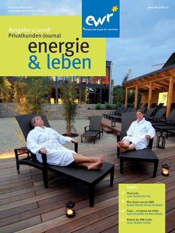Energie & Leben - EWR GmbH