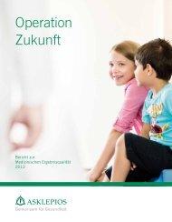 Ergebnisqualitätsbericht 2012 (PDF, 3 MB) - Asklepios