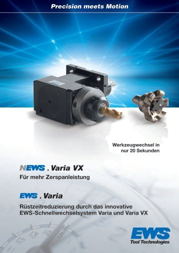 . Varia . Varia VX - EWS