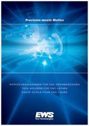 Precision meets Motion - Alle Kataloge