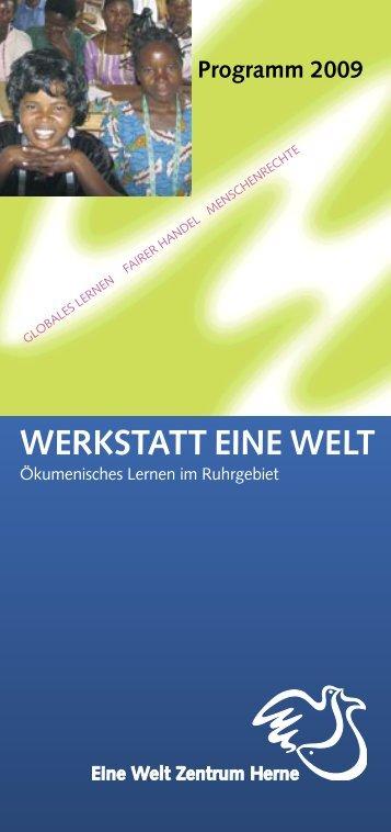 Werkstatt 09-Buschhausen - Eine Welt Zentrum Herne