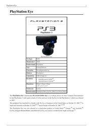 PlayStation Eye - Wikipedia, the free encyclopedia.pdf - Ex-ch.com