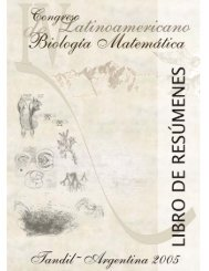 Libro de Resúmenes / Book of Abstracts (Español/English)