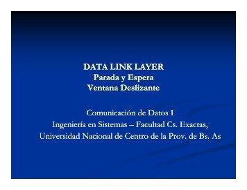 Ventana Deslizante - Facultad de Ciencias Exactas