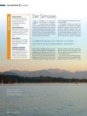Der Simssee - A.S.O.