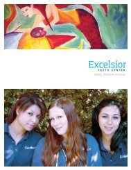 Untitled - Excelsior Youth Center