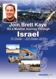 Join Brett Kaye - Executive Edge