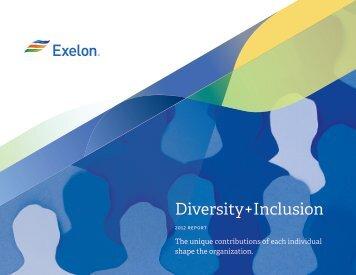Diversity+Inclusion - Exelon Corporation