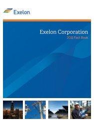 Investors Fact Book - Exelon Corporation