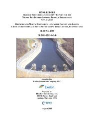 Final Report Historical Structures Assessment Report for the Muddy ...