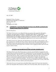 1 July 10, 2009 Kimberly D. Bose, Secretary Federal Energy ...