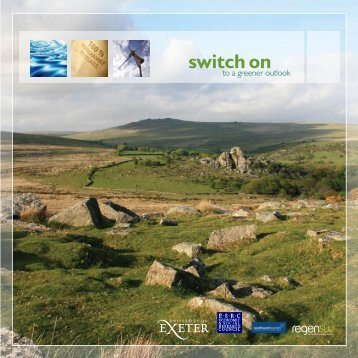 Switch on to a Greener Outlook - University of Exeter
