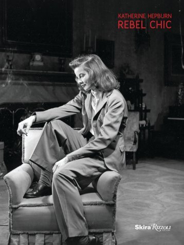 Katherine Hepburn - Rebel Chic - exhibitions international