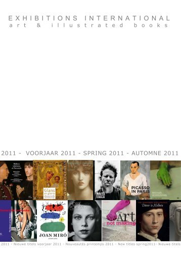 Spring 2011 Catalogue - exhibitions international